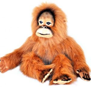 Cha Cha Orangutan Plush Soft Toy