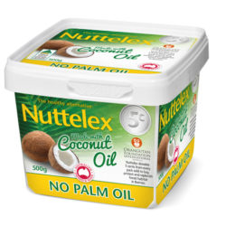 Nuttelex made with coconut oil - 500gm tub