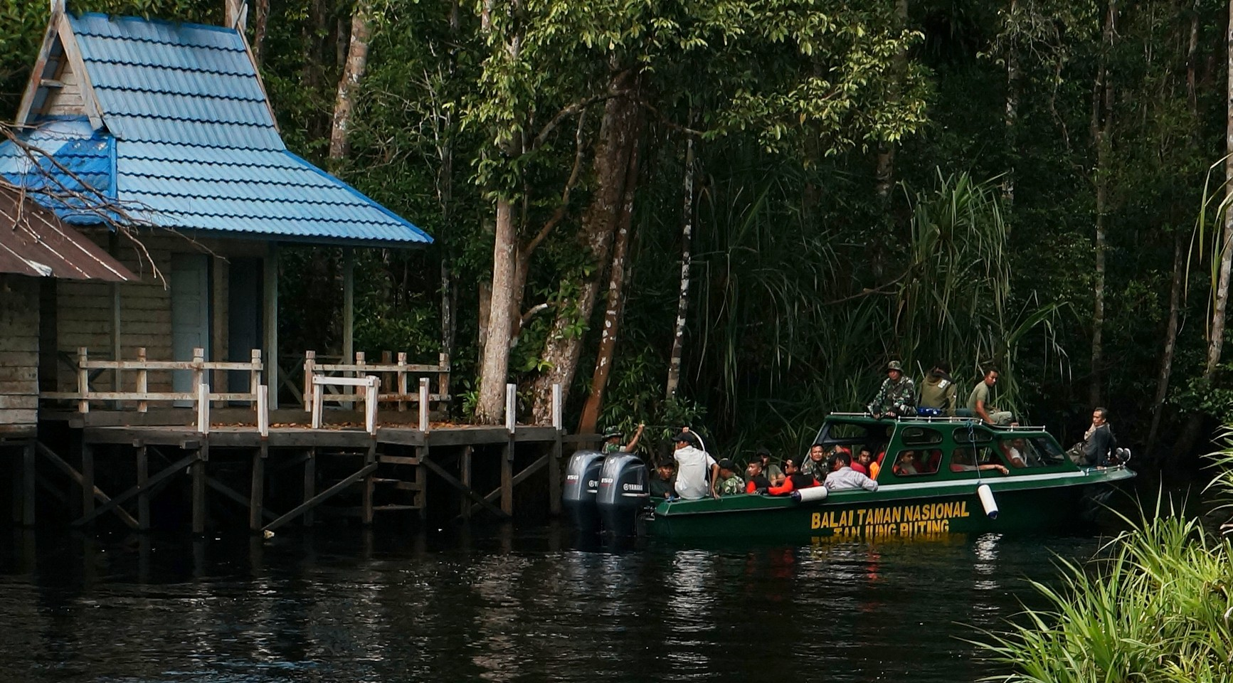 Forest Patrols - Tanjung Puting