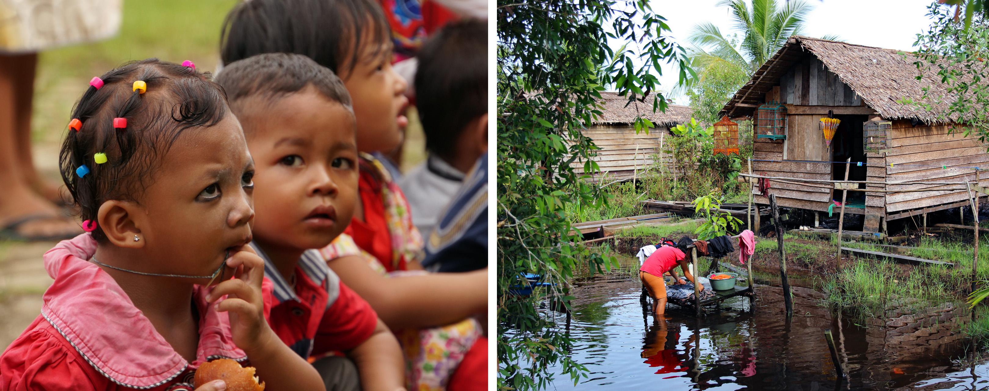 Sekonyer River Residents
