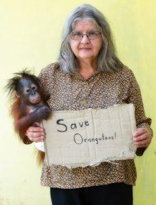Dr. Biruté Mary Galdikas - Save Orangutans