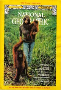 Dr. Biruté Mary Galdikas National_geographic_October_1975