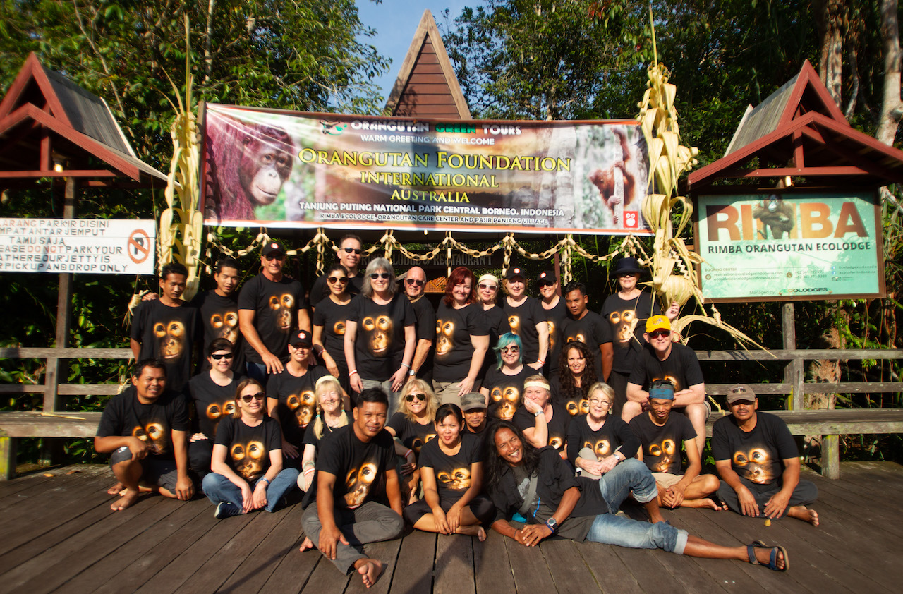 Group Sept 2018 Rimba lodge
